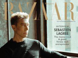 Sebastien Lagree: Vượt qua đại dịch với sự nhạy bén kinh doanh (Bìa sinh nhật số 7/100)