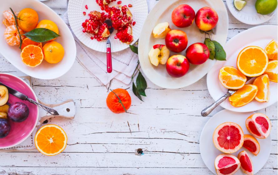 khi đói không nên ăn trái cây có vị chua