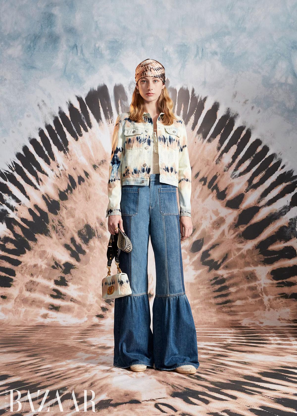Tìm hiểu về Dior Caro   Túi Dior mùa Xuân Hè 2021 2