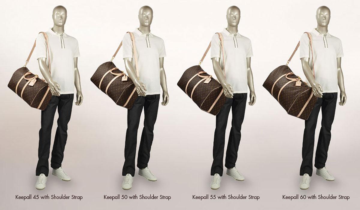 Băn khoăn có nên mua túi Louis Vuitton Keepall? Hãy đọc bài review này 5