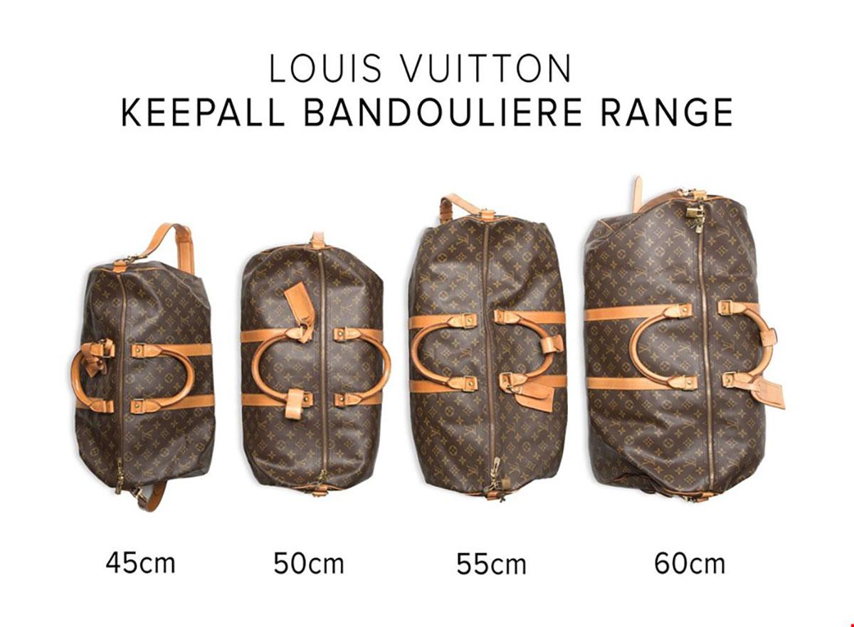 Băn khoăn có nên mua túi Louis Vuitton Keepall? Hãy đọc bài review này 4