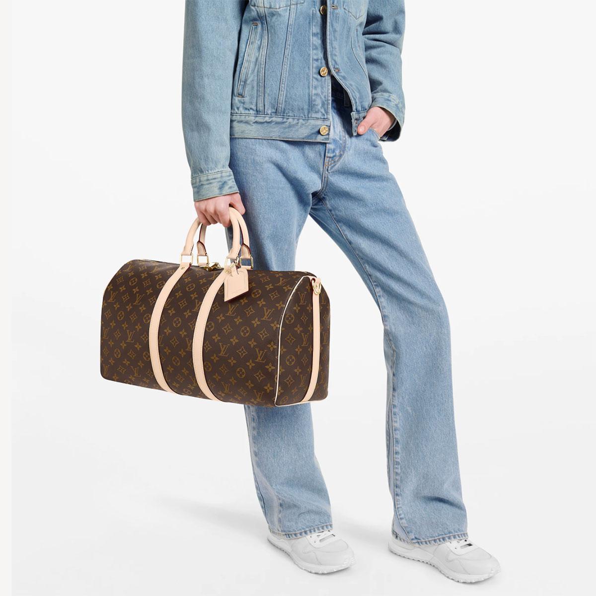 Băn khoăn có nên mua túi Louis Vuitton Keepall? Hãy đọc bài review này 6