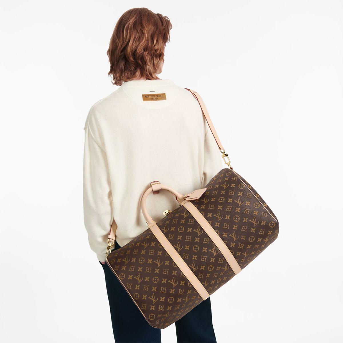 Băn khoăn có nên mua túi Louis Vuitton Keepall? Hãy đọc bài review này 7