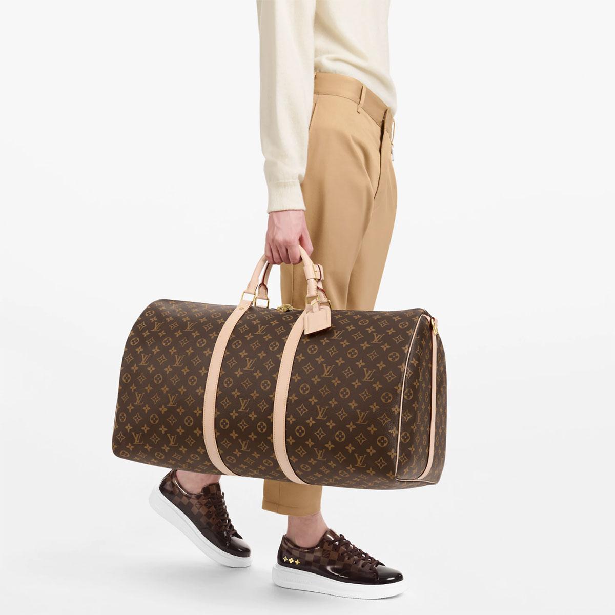 Băn khoăn có nên mua túi Louis Vuitton Keepall? Hãy đọc bài review này 9