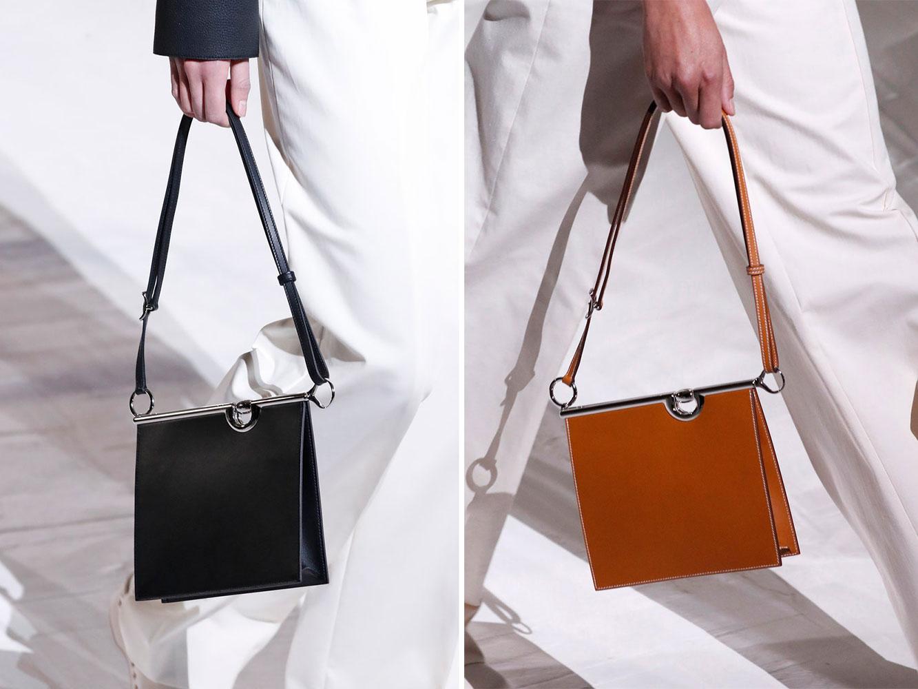 Hermès giới thiệu túi xách Mors de Brides mùa Xuân Hè 2021