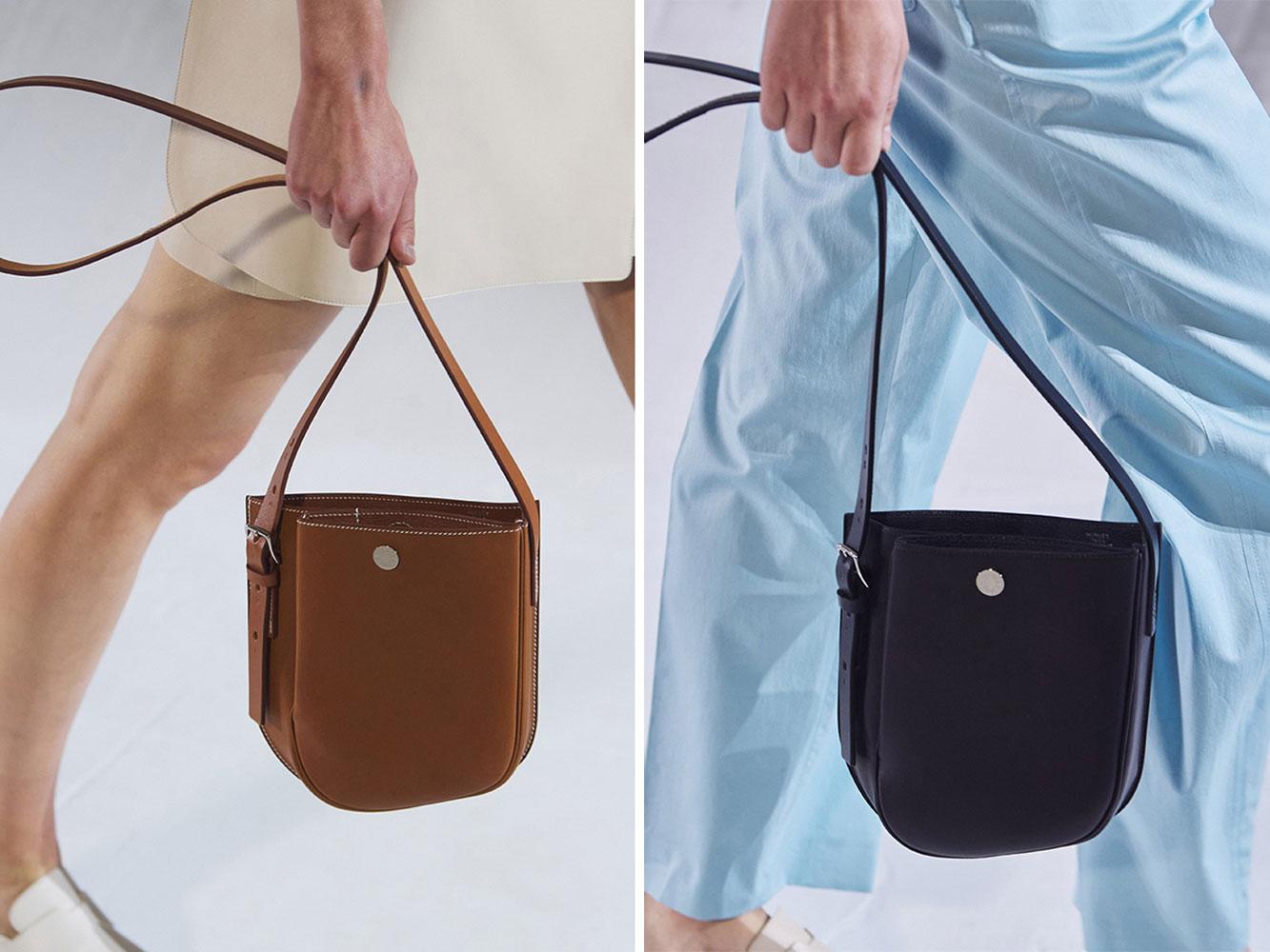 Hermès giới thiệu hai dòng túi xách mới lạ mùa Xuân Hè 2021 2