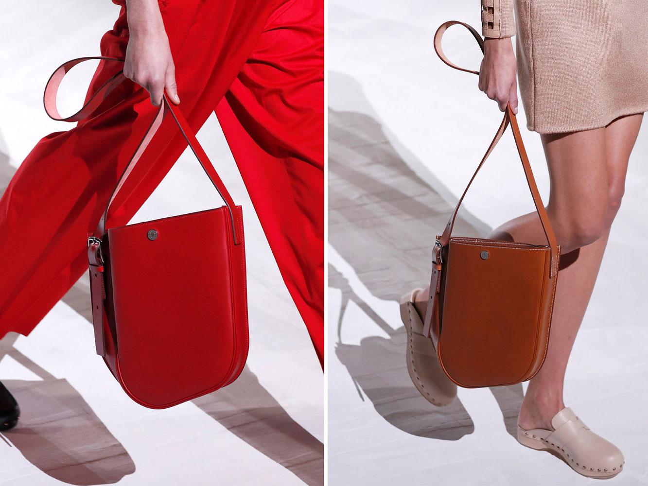 Hermès giới thiệu túi xách Perspective Cavalière mùa Xuân Hè 2021
