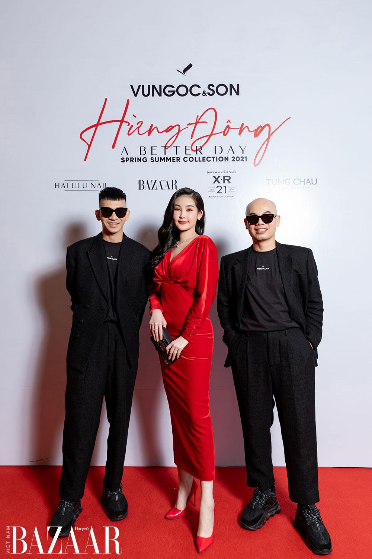 Thảm đỏ hot nhất đầu năm 2021: Dàn sao Việt đình đám quy tụ trong show của Vungoc&son 39