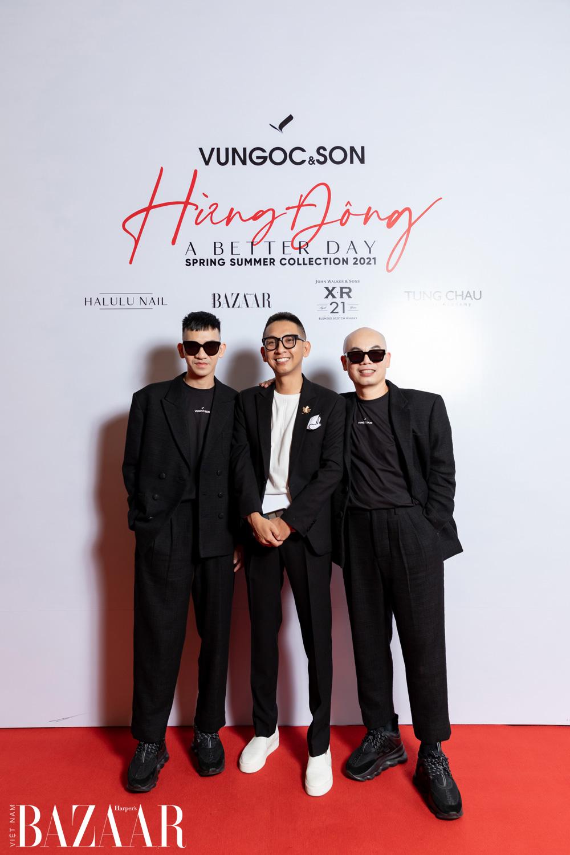Thảm đỏ hot nhất đầu năm 2021: Dàn sao Việt đình đám quy tụ trong show của Vungoc&son 8