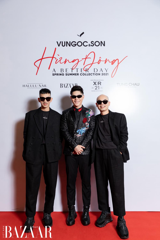 Thảm đỏ hot nhất đầu năm 2021: Dàn sao Việt đình đám quy tụ trong show của Vungoc&son 9