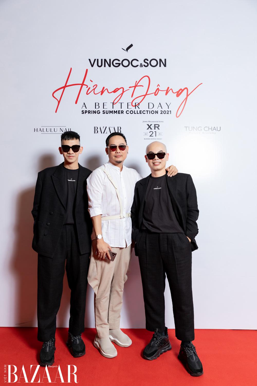 Thảm đỏ hot nhất đầu năm 2021: Dàn sao Việt đình đám quy tụ trong show của Vungoc&son 7