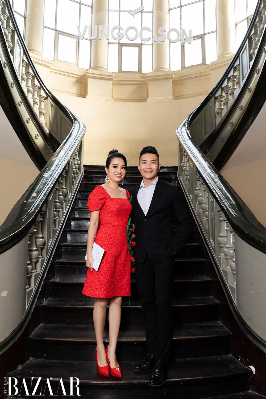 Thảm đỏ hot nhất đầu năm 2021: Dàn sao Việt đình đám quy tụ trong show của Vungoc&son 27
