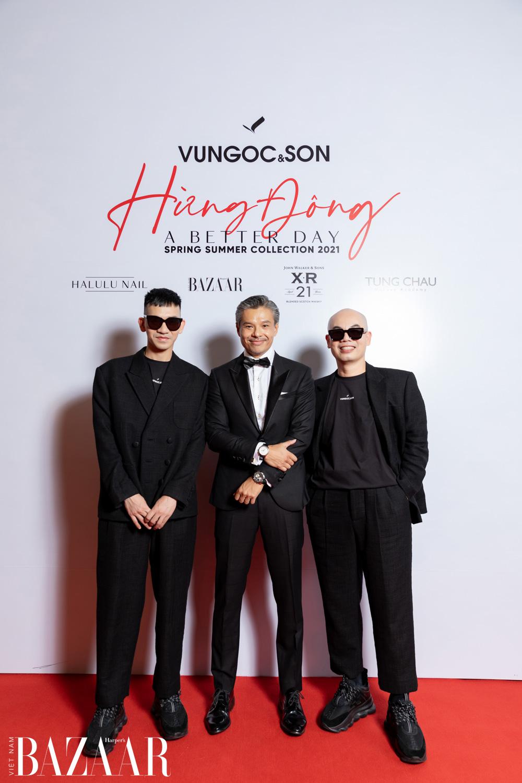 Thảm đỏ hot nhất đầu năm 2021: Dàn sao Việt đình đám quy tụ trong show của Vungoc&son 12