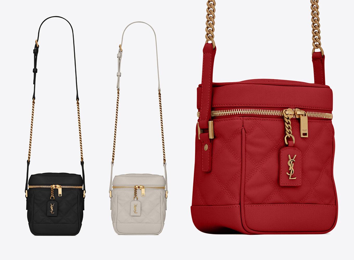 Xu hướng túi xách hot năm 2021: Túi Vanity Bag 5