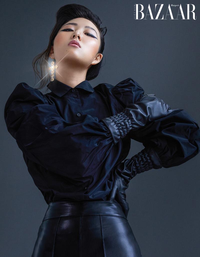 Người mẫu – Diễn viên Amber Wang: 19 tuổi đã tự thành lập công ty riêng