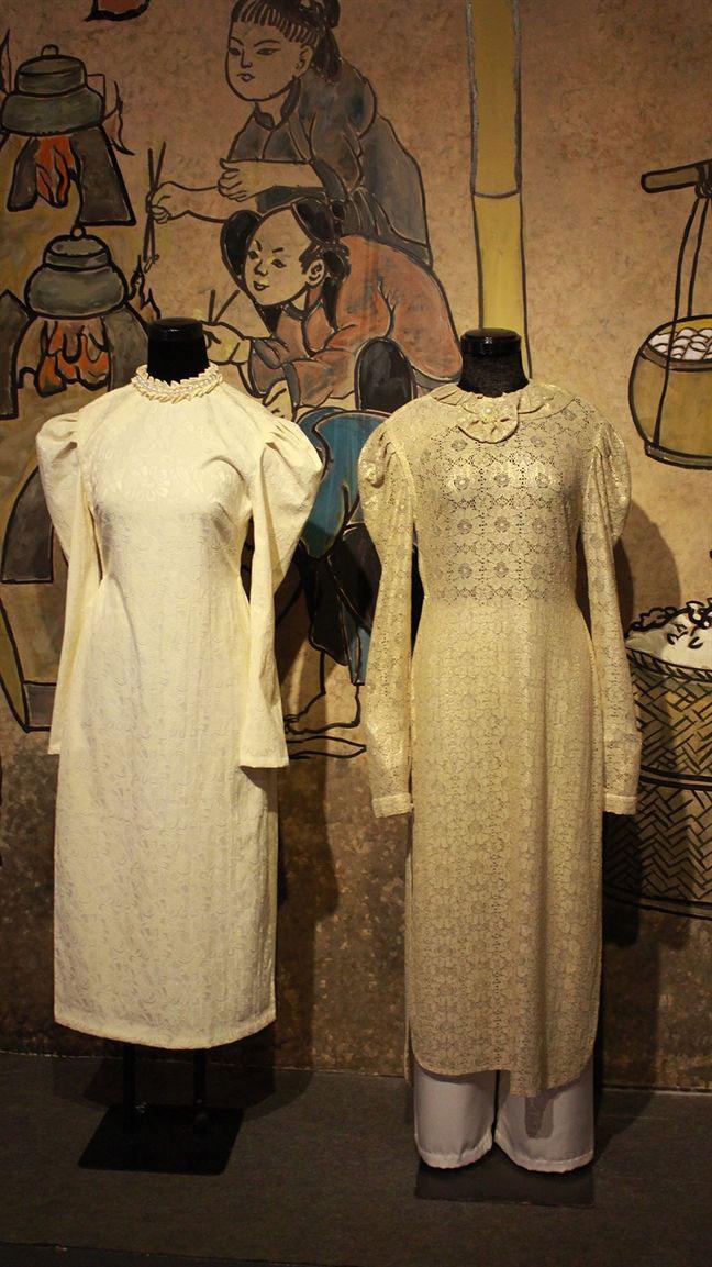Văn hóa Tây phương đã cách tân tà áo dài như thế nào? 2