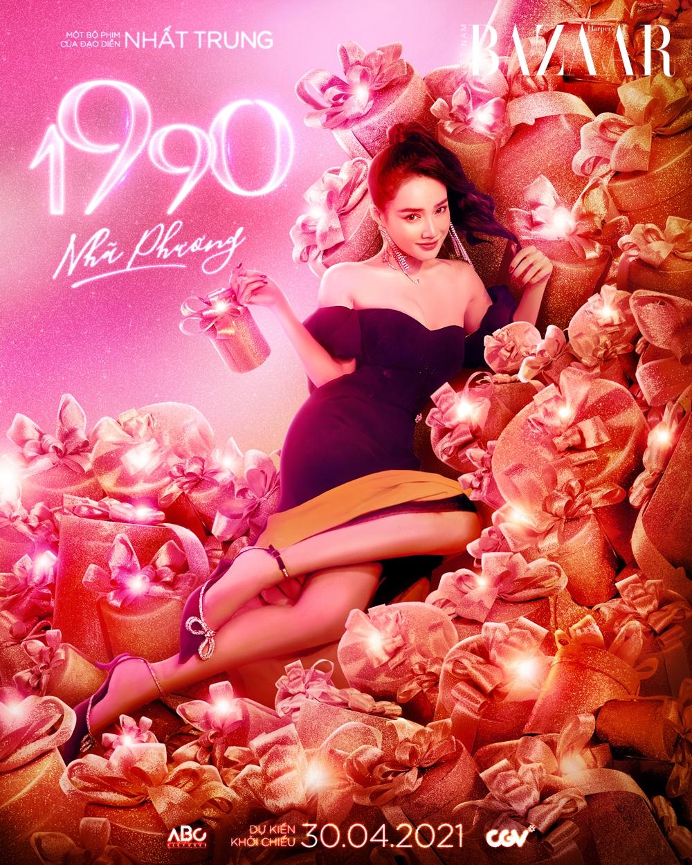 Phim 1990 là món quà nữ quyền mà Lan Ngọc, Diễm My và Nhã Phương dành tặng chị em U30+