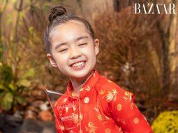 Quán quân Model Kid Vietnam Nguyễn Nhã Uyên: Làm mẫu từ khi mới 3 tuổi