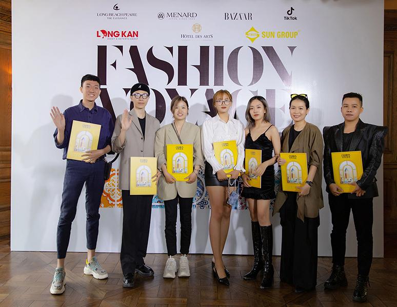Fashion Voyage Disigner công bố 7 nhà thiết kế trình diễn BST tại Nam Phú Quốc