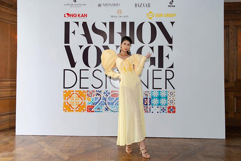 Fashion Voyage Designer công bố 7 nhà thiết kế trình diễn tại Nam Phú Quốc 6