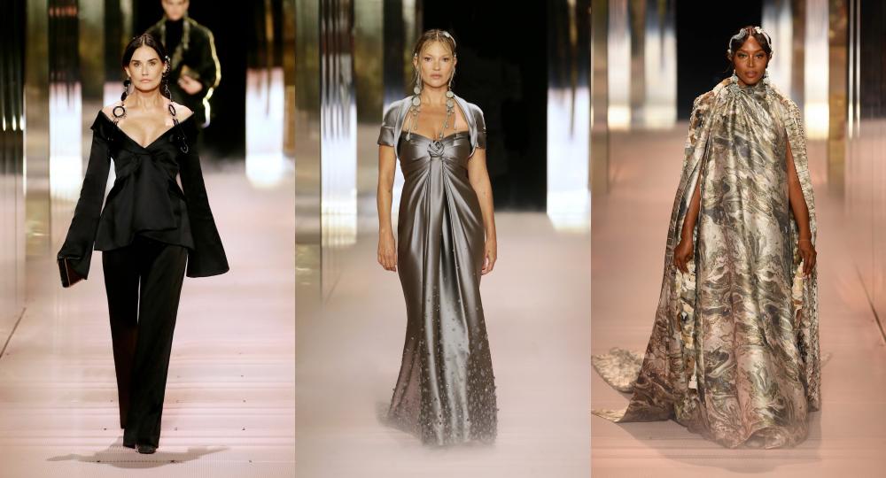 5 show diễn đặc sắc nhất Tuần lễ thời trang Haute Couture Xuân 2021 2