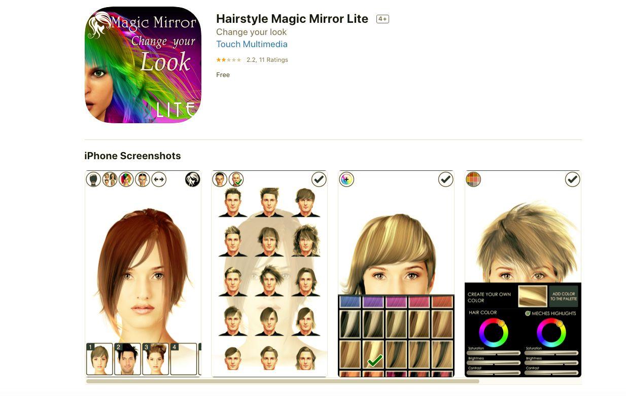 Hairstyle Magic