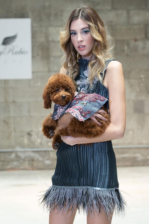 Anthony Rubio ra mắt thời trang cún cưng tại Tuần lễ thời trang New York 1