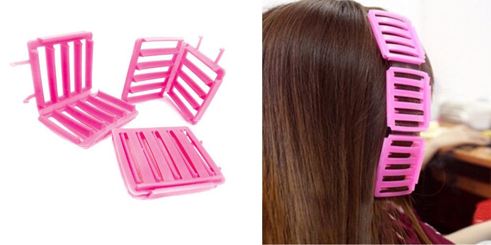 Cách làm tóc dập xù không cần dụng cụ nhiệt