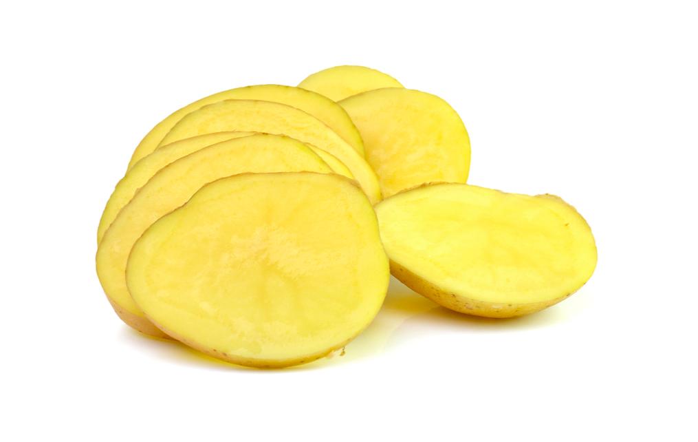 cách nhả nắng nhanh nhất với khoai tây