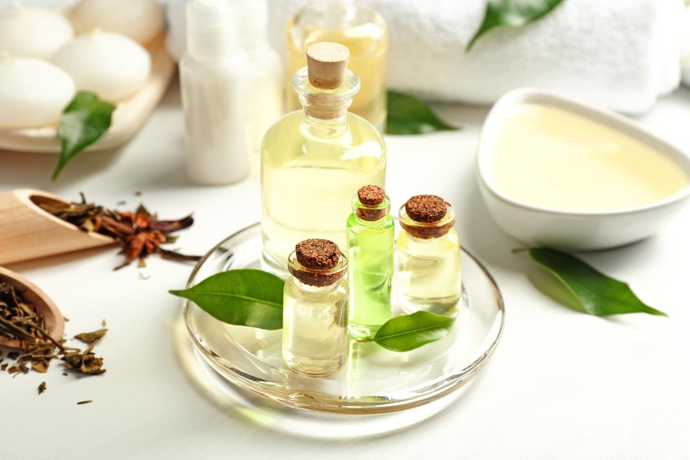tinh dầu tea tree oil