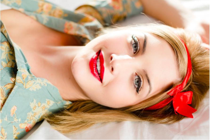 Trang điểm môi
