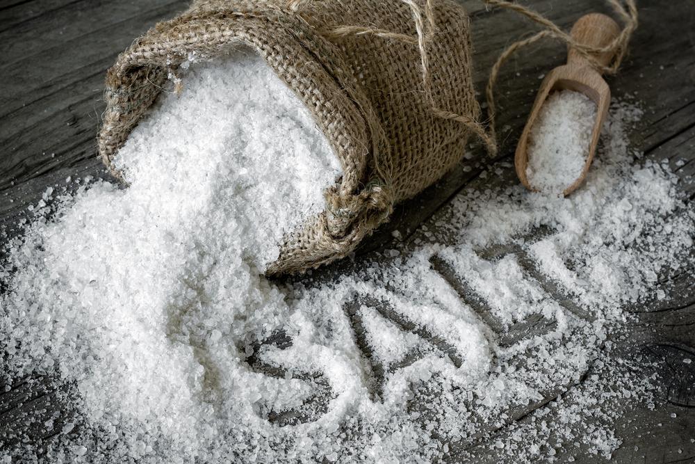 Công dụng của muối