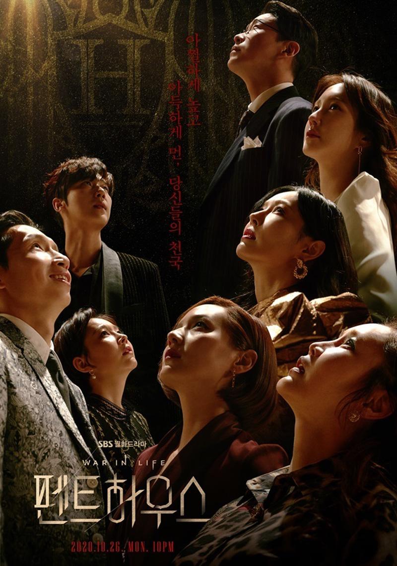 Bộ phim Hàn Quốc về giới thượng lưu: Penthouse