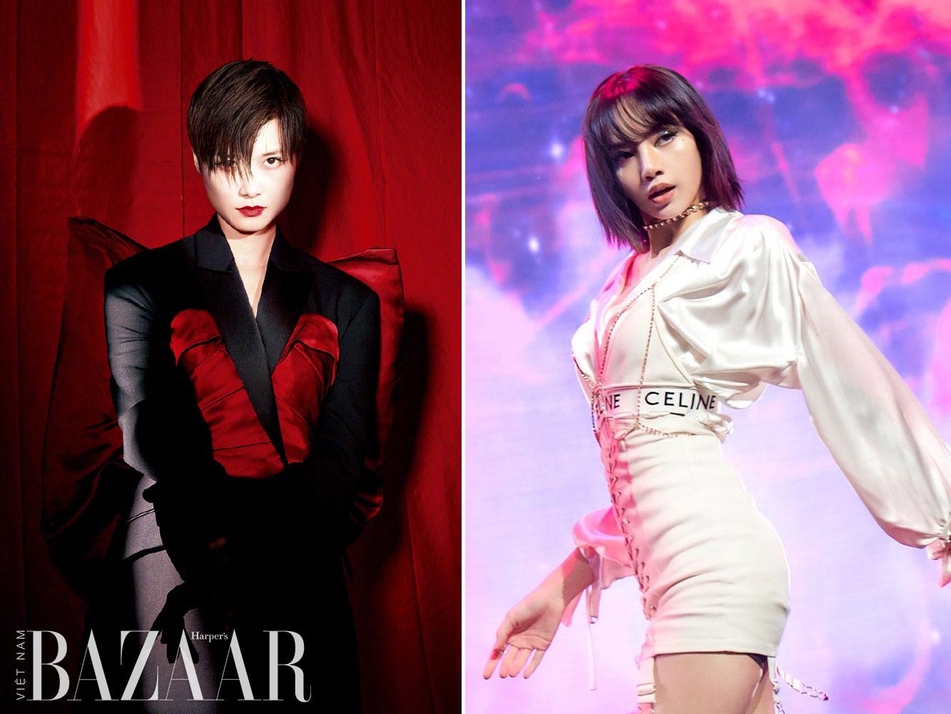 Lisa Manoban, Lý Vũ Xuân và Phoebe Philo cùng chấm giải thời trang ANDAM 2021