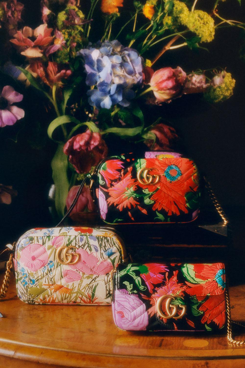 Gucci tôn vinh Ken Scott, NTK họa tiết hoa vĩ đại của thập niên 1960 4