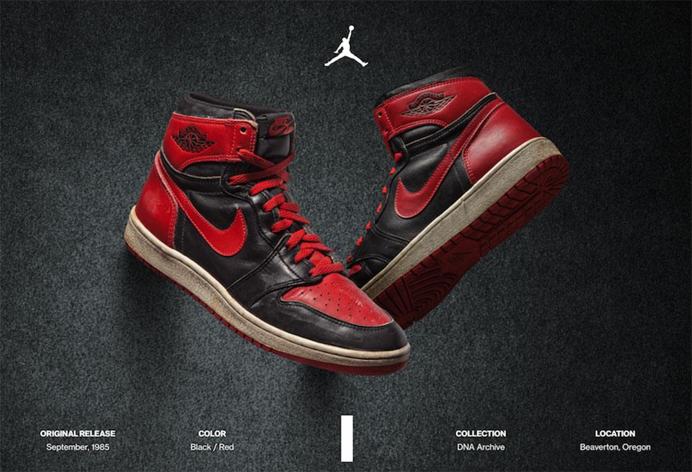 Lịch sử Air Jordan, đôi giày khai sinh văn hóa sneakerhead 1
