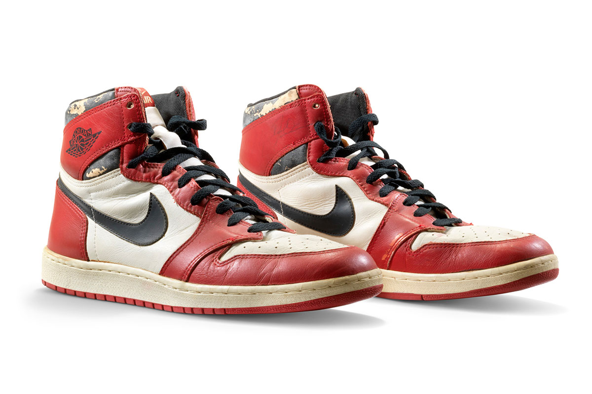 Lịch sử Air Jordan, đôi giày khai sinh văn hóa sneakerhead 2