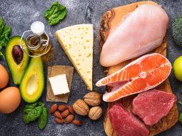 món ăn low carb giảm mỡ bụng