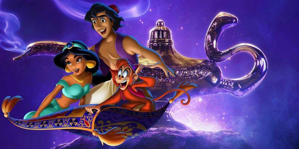 những bộ phim hoạt hình hay nhất của Disney: Aladdin