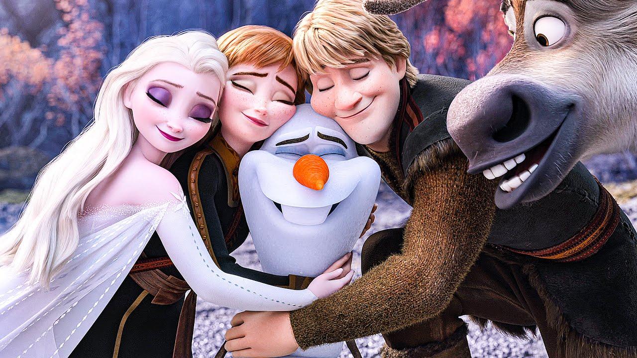 những bộ phim disney hay nhất: Frozen 2