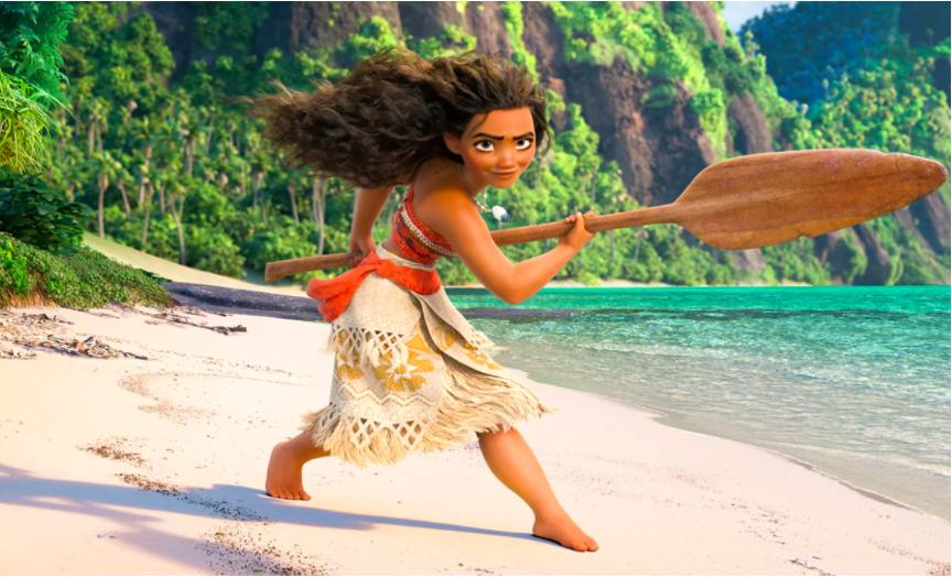 Hành trình của Moana – Top những bộ phim hoạt hình Disney hay nhất năm 2016