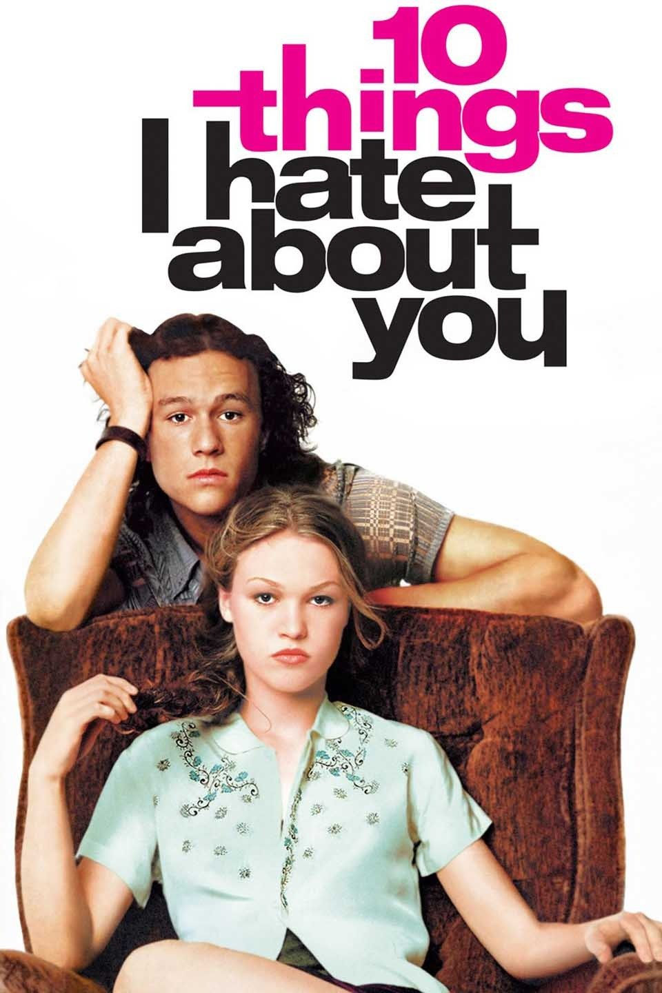 10 điều em ghét anh! (10 Things I Hate About You)