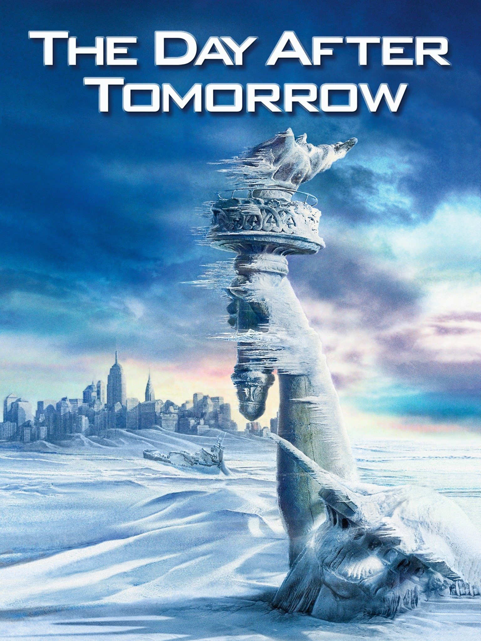 Poster phim The day after tomorrow