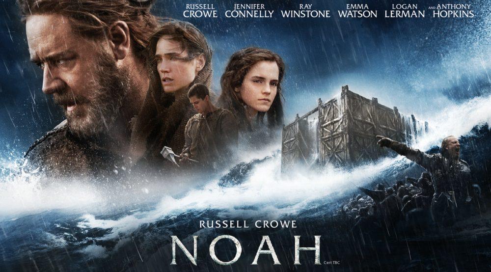 Những bộ phim về thảm họa thiên nhiên hay nhất: Noah (2014) - Đại hồng thủy