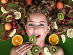 những loại trái cây tốt cho da mặt