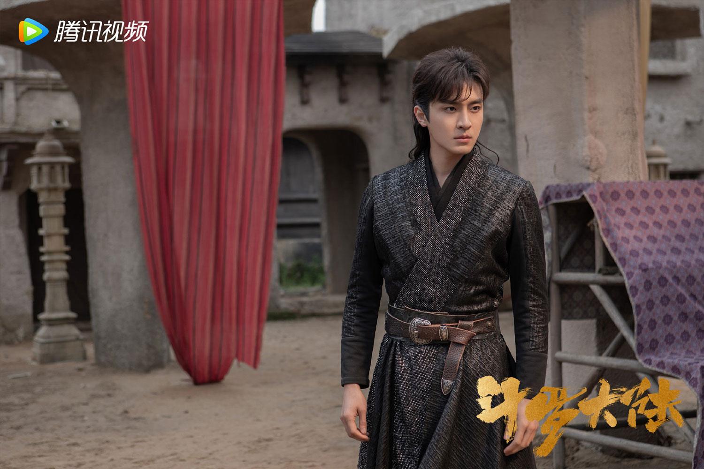 Dàn diễn viên chính phim Đấu La Đại Lục: Cao Thái Vũ vai Đới Mộc Bạch