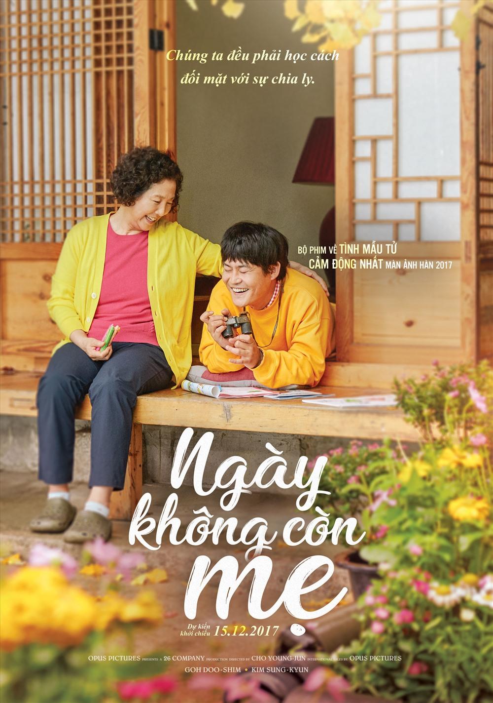 30 bộ phim Hàn Quốc hay nhất mọi thời đại bạn không nên bỏ qua:Ngày không còn mẹ