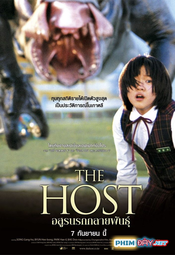 The Host - Quái vật sông Hàn (2006)
