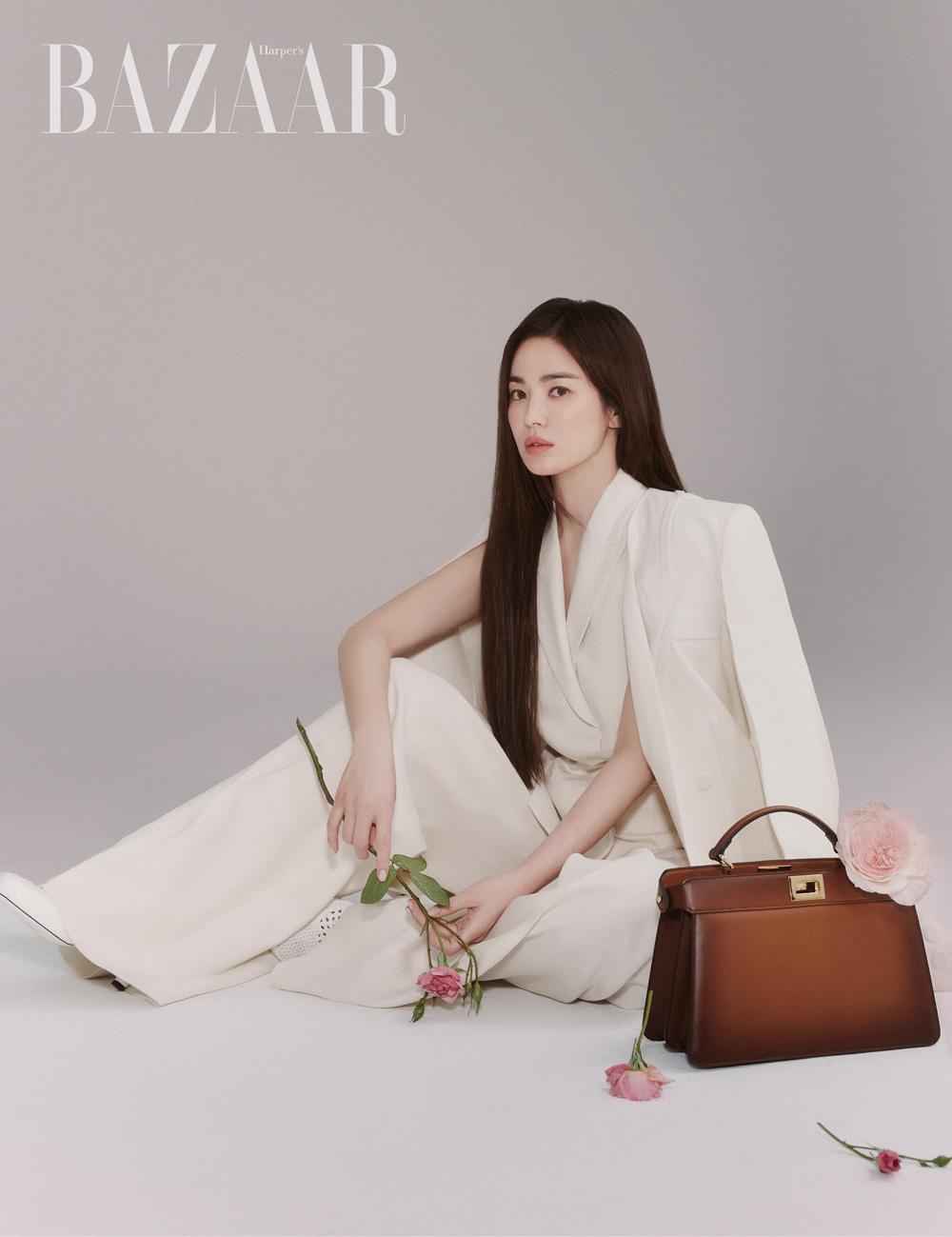 Song Hye Kyo trở thành nữ diễn viên Hàn Quốc đầu tiên làm đại sứ Fendi