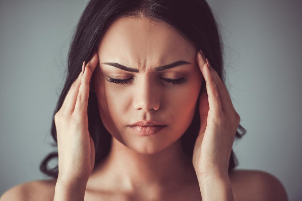 tác dụng phụ của collagen gây đau đầu